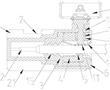 电伴热带末端密封器的制作方法
