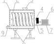 一种彩色波形沥青瓦原料混合机的制作方法