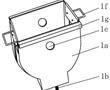 电缆防喷系统用滑轮密封脂收集装置的制作方法