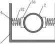 一种减温器喷水管防振装置的制作方法