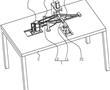 一种自行车车架形状检测矫正装置的制作方法