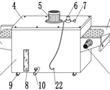 一种手抓饼成型机上的面皮刷油装置的制作方法