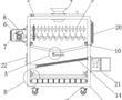 一种橡胶生产用橡胶原料粉碎装置的制作方法