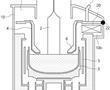 硅锭连续生长器的吸排气装置的制作方法