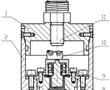 一种水下机器人用机械超深保护装置的制作方法