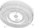 一种电风扇网罩固定结构及具有其的电风扇的制作方法