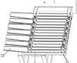 环形排列竹片平展装置的制作方法