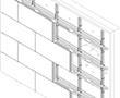 挂板挂接系统的制作方法