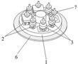 一种适用于自动磨抛机的样品夹持机构的制作方法