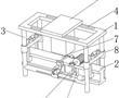 一种钢轨窄间隙电弧焊轨机的制作方法