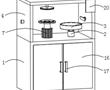 一种便于上片的圆形玻璃磨边机的制作方法