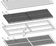 一种新型蜂窝结构真空吸附平台的制作方法