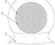 一种全息影像玻璃水晶球的制作方法