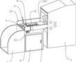 一种模切开槽机的制作方法