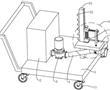 一种道路施工路面材料喷洒装置的制作方法