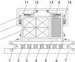 一种带有防护机构的屋顶式空调的制作方法