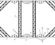 装配式张弦梁钢支撑无线监测系统的制作方法