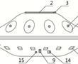 一种带有炫彩律动闪灯的智能屏可调音手碟鼓的制作方法